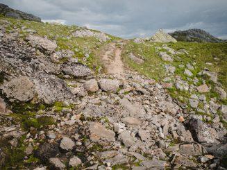 rugged singletrack